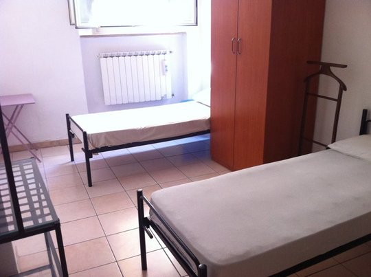 Double room available in the centre
